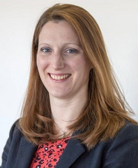 Claire Gooding - INLA-UK Board Member