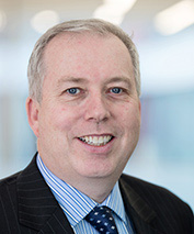 Ian Salter - INLA-UK Chair