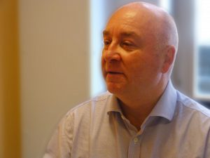 Roger Clayson - INLA-UK Board Member